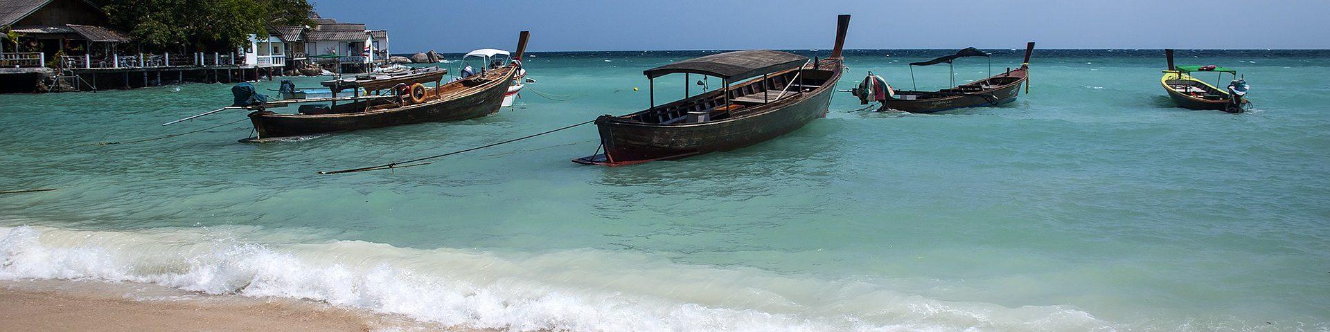 Koh Tao Anreise mit dem Boot oder der Faehre