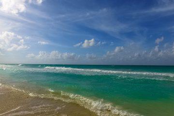 Kuba Strand Tauchplatz